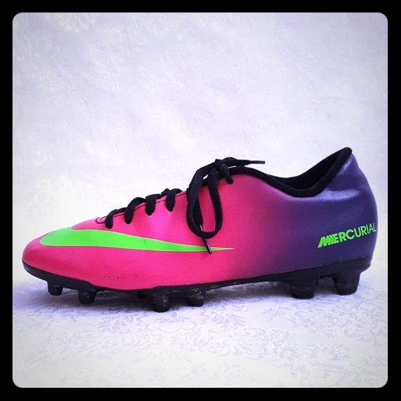 Nike Shoes | Nike Mercurial Hot Pink To
